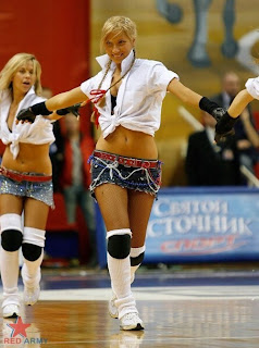 Beautiful and Sexy Cheerleaders Gallery