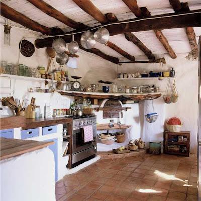 En mi espacio vital muebles recuperados y decoraci n for Cocinas antiguas recicladas
