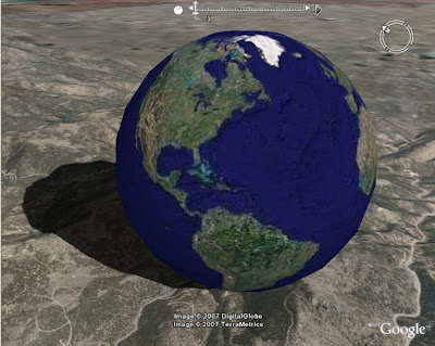 Google Earth should be banned amid suspicions that the online