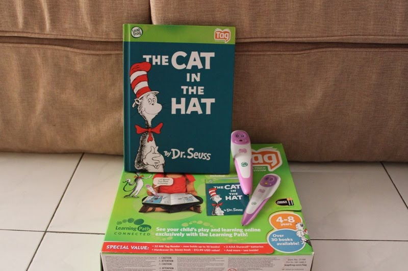 "book "" The Cat In The Hat"""