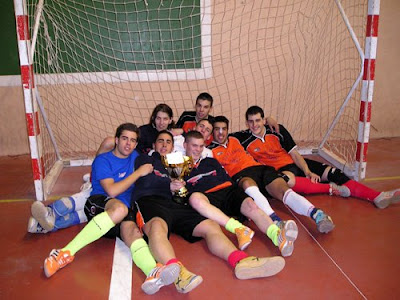 Campeones: Bar Excalibur (Segovia)