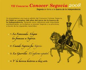 VII Concurso conocer Segovia