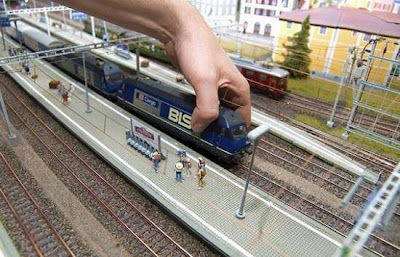 largets model railway