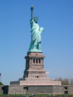 statue of liberty. statue of liberty