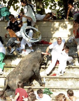 rampage bull