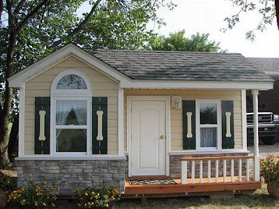 Expensive dog house