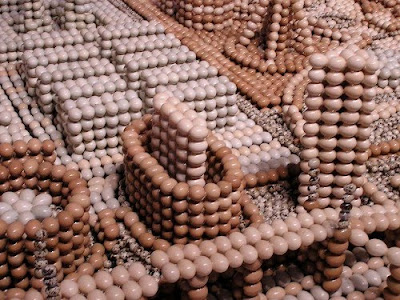 city made with eggs