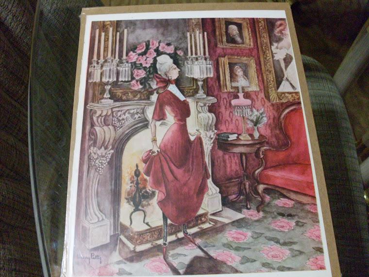 Vintage Ephrema Mary Petty