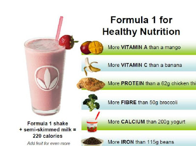 Herbalife Penang: Weight Gaining simple and fast