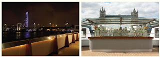 london party venues on the river