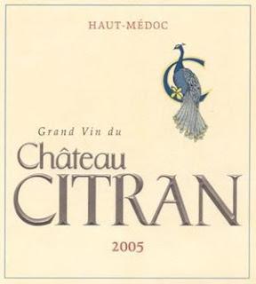 Chateau Citran - Haut-Médoc - 2005