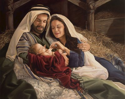 one of our long standing family christmas traditions is a nightly christmas devotional daddy reads a scripture we sing a christmas hymn together - Christmas Devotional Stories
