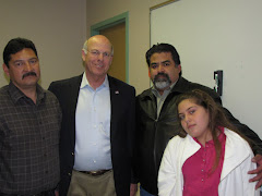 Community Leaders with Candidate Steve Pearce