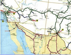 Possible Rail Route from Pta. Colonet to Juarez