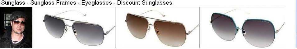 Women's Sunglasses Collection - 40% Discount