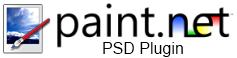 logo Paint.net PSD Plugin