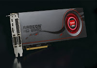 Screenshot AMD Radeon HD 6950