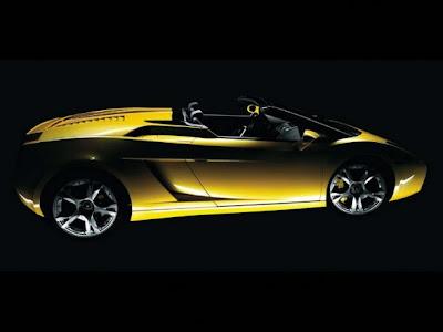 Photo and Wallpaper Lamborghini Gallardo Spyder