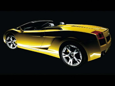 Photo and Wallpaper Lamborghini Gallardo Spyder