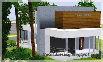 Os sims 3 casa 2 urban modern for Mobilia mega store ottaviano
