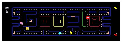 Google Celebrates Pac-Man's 30th Birthday