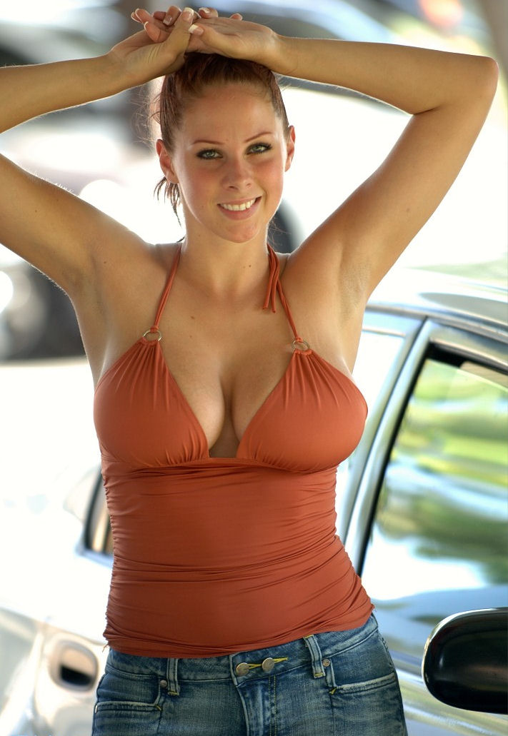 Gianna michaels eye candy