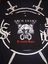 CAMISETA ARCH ENEMY
