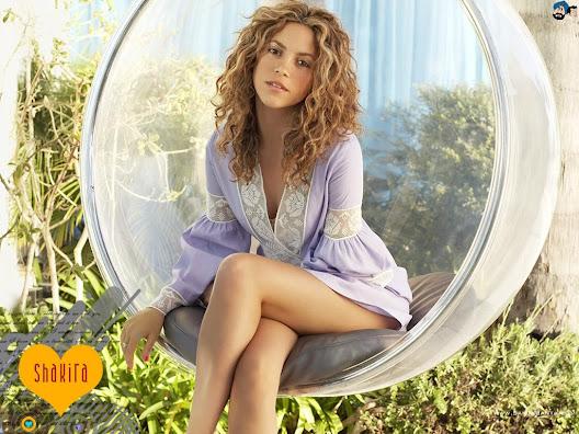 Shakira wallpaper fondos pantalla lukenfer
