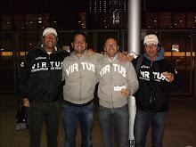 Rappresentanza Virtus A Torino per Juve-Real Madrid