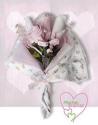 Bouquet de bebé niña