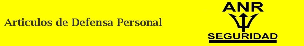 Articulos de Defensa Personal
