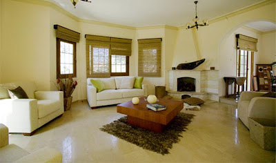 Living room decorating ideas with a wide range furniture