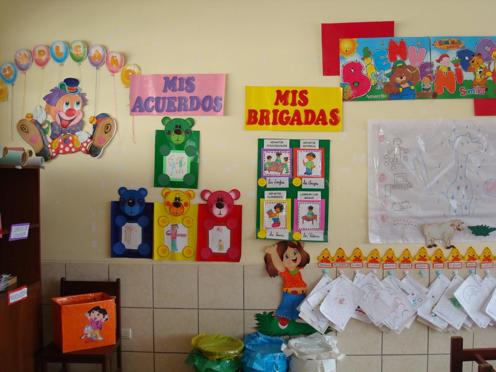 I e 40695 escuela concertada solaris los olivos for Decoracion de espacios de preescolar