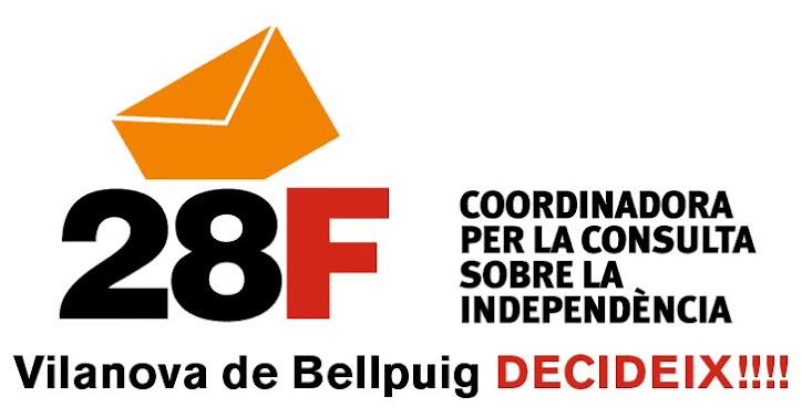 Vilanova de Bellpuig decideix