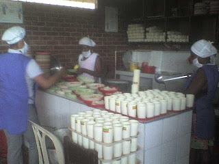 Alimentos tumaco limpieza y desinfeccion en el area y el Metodos de limpieza y desinfeccion en el area de cocina