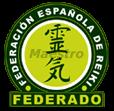 Alta en la Federación Española de Reiki. Nº 2224. Maestra y facilitadora de Reiki Usui-Tibetano y K