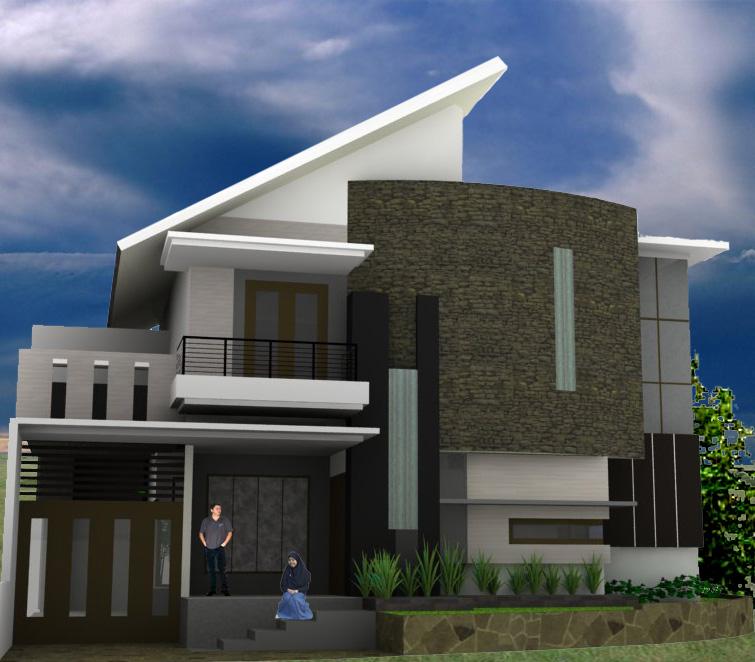 antzdesign rumah minimalis 2