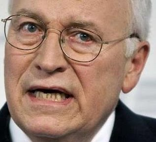 ICHEOKU, DICK CHENEY HOSPITALIZED AGAIN?