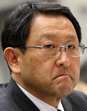 ICHEOKU, THE MAN WHO OWNS TOYOTA?