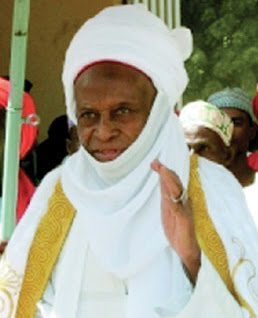 ICHEOKU, THE LAMIDO ADAMAWA IS DEAD!