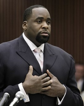 "ICHEOKU, KWAME KILPATRICK IS ""A GENERAL WITHOUT AN ARMY?"""