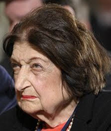 ICHEOKU, 'GET THE HELL OUT OF PALESTINE' - HELEN THOMAS!