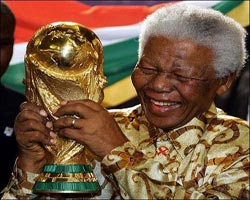ICHEOKU, FATHER OF AFRICA HAPPY FOR WORLD CUP 2010 HONOR TO SOUTH AFRICA !