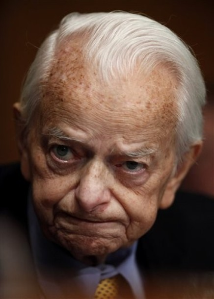 SENATOR BYRD HAS GONE TO THE LAND BEYOND TIMES!