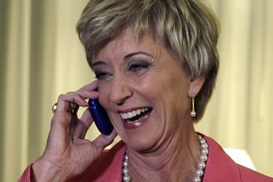 WWE LINDA McMAHON SMACKS-DOWN REPUBLICAN OPPONENTS!