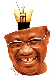 IBRAHIM BABANGIDA IS A MONSTER, A BLOODY VILLAIN AND UNELECTABLE!
