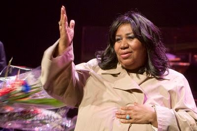 "ARETHA FRANKLIN SLOWLY DYING, AS CANCER REFUSES TO ""SHOW A LITTLE R.E.S.P.E.C.T."""
