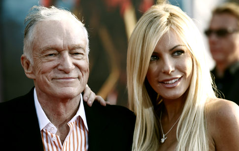 HUGH HEFNER TAKES YET ANOTHER WIFE, A GRANDDAUGHTER BRIDE?