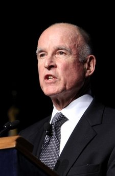 ICHEOKU CONGRATULATES GOVERNOR JERRY BROWN OF CALIFORNIA!