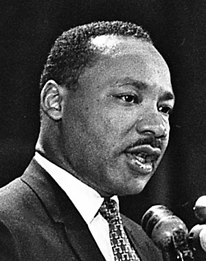MARTIN LUTHER KING'S BIRTHDAY ANNIVERSARY, HOW MUCH OF THAT DREAM IS STILL LEFT IN US, AMERICA?